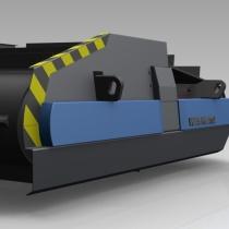 Magnetické pásové separátory WAMAG SEPB 24C